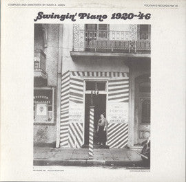 Swingin' Piano 1920-46 (1983)  Eubie Blake, Fats Waller, others CD