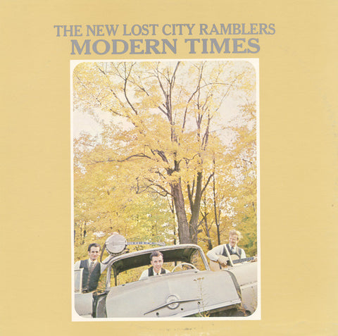 New Lost City Ramblers  Modern Times (1968) CD
