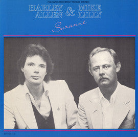 Suzanne (1985)  Harley Allen and Mike Lilly CD