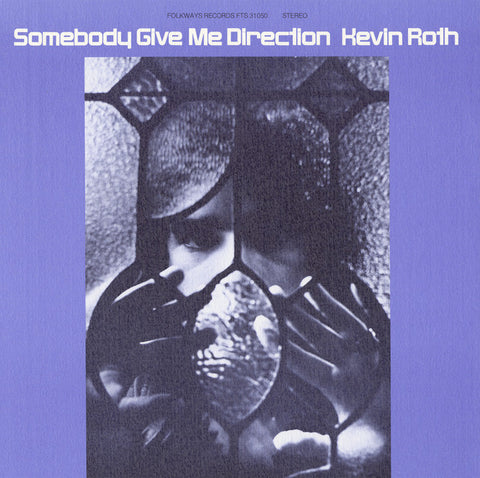 Kevin Roth  Somebody Give Me Direction (1976) CD