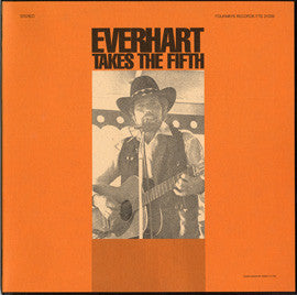 Bob Everhart  Everhart Takes the Fifth (1983) CD