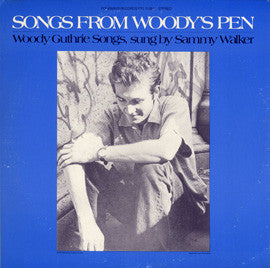Sammy Walker  Songs from Woody's Pen (1979) CD