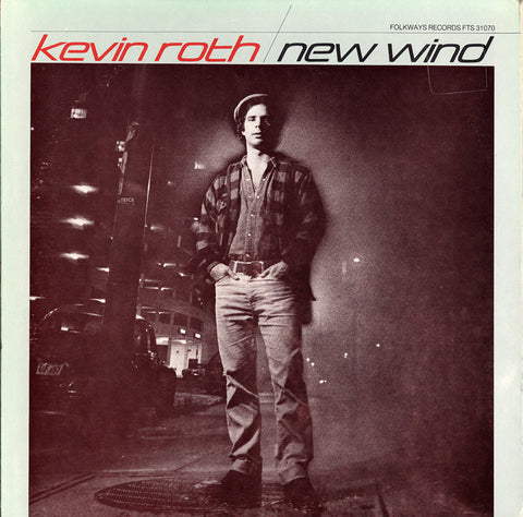 Kevin Roth  New Wind (1980) CD