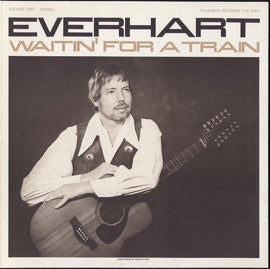 Bob Everhart  Waitin' for a Train (1980) CD