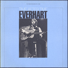 Bob Everhart  Time After Time (1980) CD