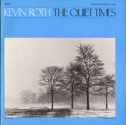 Kevin Roth  The Quiet Times (1982) CD