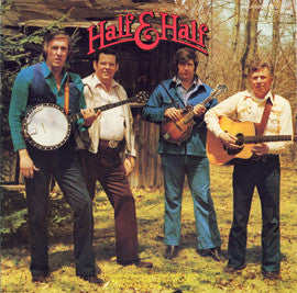 Half and Half, Vol. 1 (1982)  Half and Half Bluegrass Band CD