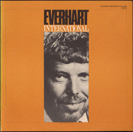 Bob Everhart  International (1982) CD