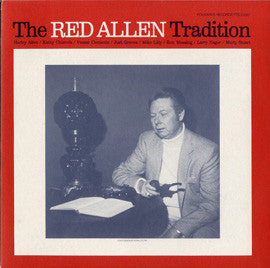 The Red Allen Tradition (1983)  Red Allen CD