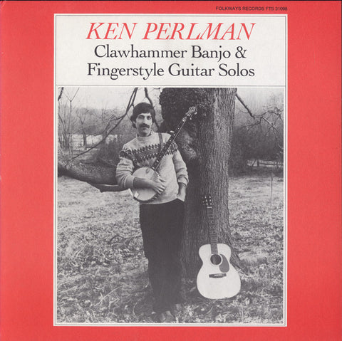 Ken Perlman  Clawhammer Banjo and Fingerstyle Guitar Solos (1983) CD