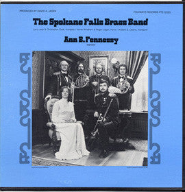 The Spokane Falls Brass Band (1982)  CD