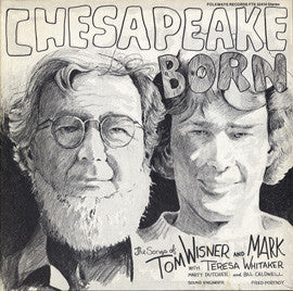 Tom Wisner  Chesapeake Born (1979) CD