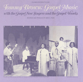 Gospel Music (1980)  Tommy Brown CD