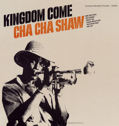 Kingdom Come (1979)  Charles Cha-Cha Shaw CD