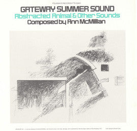 Ann McMillan  Gateway Summer Sound (1979) CD