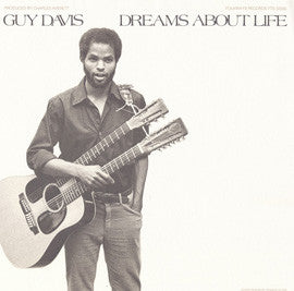 Guy Davis  Dreams About Life (1978) CD