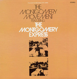 The Montgomery Movement (1965)  The Montgomery Express CD
