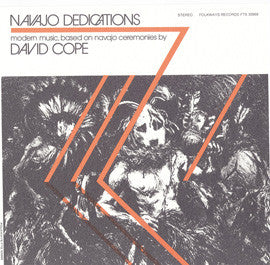 David Cope  Navajo Dedications (1976) CD