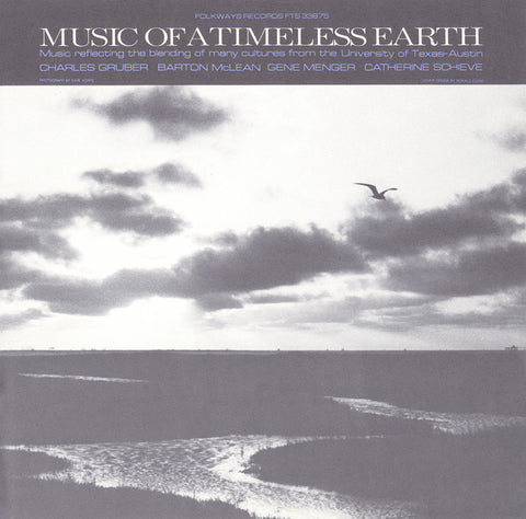 Music of a Timeless Earth  Barton McLean, Charles Gruber, Gene Menger, others (1980) CD
