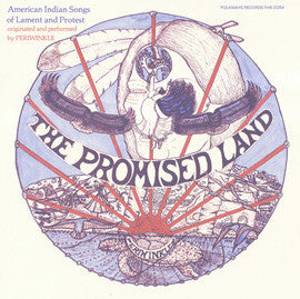 The Promised Land  American Indian Songs (1981)  Periwinkle CD