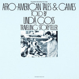 Afro-American Tales and Games CD