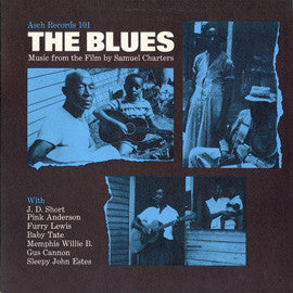 Blues  Music from the Documentary Film by Samuel Charters (1967)  CD