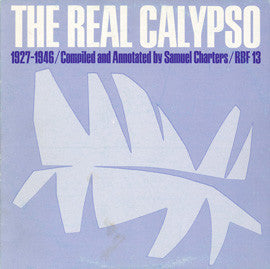 The Real Calypso 1927-1946 (1966)  CD