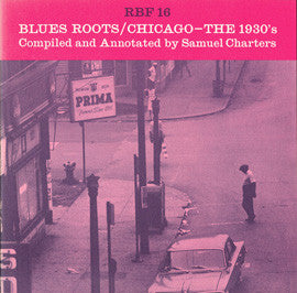 Blues Roots  Chicago-the 1930s (1967)  CD