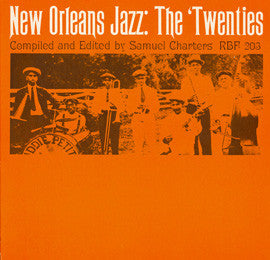 New Orleans Jazz  The 20's (1964)  Original Tuxedo Brass Band, Sam Morgan, others 2 CD Set