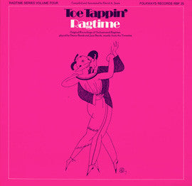 Toe Tappin' Ragtime  Original Recordings (1974)  Guy Lombardo, Benny Moten, Harry Reser, others CD