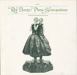 Piano Syncopations (1978)  Roy Bargy CD