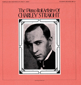 Piano Roll Artistry (1982)  Charlie Straight CD