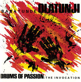 Drums of Passion: The Invocation CD