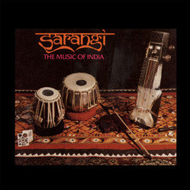 Sarangi: The Music of India CD