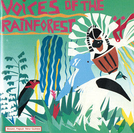 Voices of the Rainforest CD