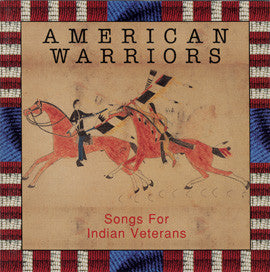 American Warriors: Songs for Indian Veterans CD