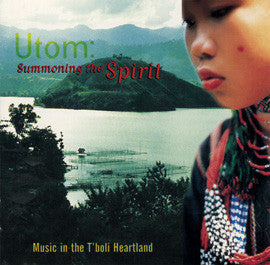 Utom: Summoning the Spirit CD