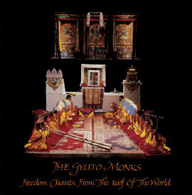 Freedom Chants from the Roof of the World CD
