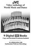 JVC Soviet Union Music and Dance Regional Set -- 4 DVDs and 1 CD-ROM with 9 printable, searchable and copy-permission books -- REDUCED PRICE