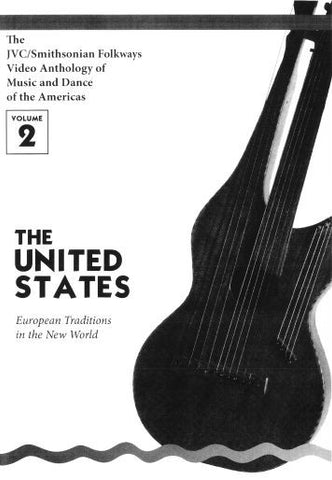 JVC/SMITHSONIAN FOLKWAYS VIDEO ANTHOLOGY OF MUSIC & DANCE OF THE AMERICAS VOL 2 BOOK ONLY