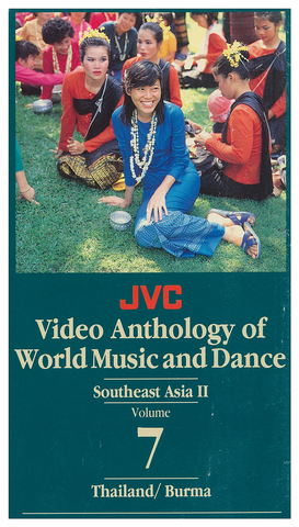 JVCVOL07 - Southeast Asia II -- Thailand & Myanmar (Burma) - Vol 7 DVD -- REDUCED PRICE