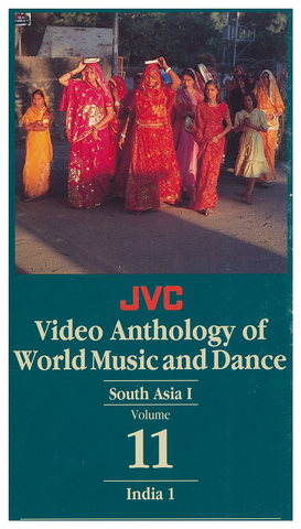 JVCVOL11 - South Asia I -- India 1 - Vol 11 DVD -- REDUCED PRICE