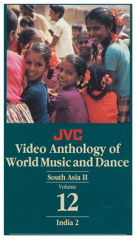 "JVCVOL12 - South Asia II -- India 2 - Vol 12 <font color=""bf0606""><i>DOWNLOAD ONLY</i></font>"
