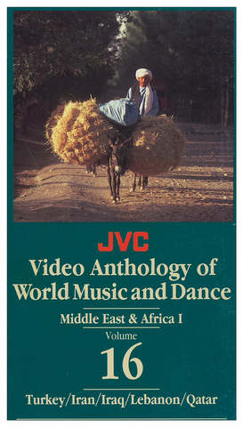 JVCVOL16 - Middle East/Africa I -- Turkey, Iran, Iraq, Lebanon, Qatar - Vol 16 DVD -- REDUCED PRICE
