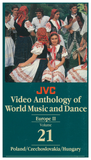 JVC Europe Music and Dance Regional Set -- 3 DVDs and 1 CD-ROM with 9 printable, searchable and copy-permission books -- REDUCED PRICE
