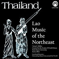 "Thailand - Lao Music of the Northeast - <font color=""bf0606""><i>DOWNLOAD ONLY</i></font> LAS-7357"