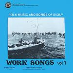 Folk Music and Songs of Italy - Work Songs Vol. 1 CD LAS-7333