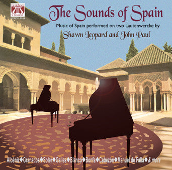 "The Sounds Of Spain - <font color=""bf0606""><i>DOWNLOAD ONLY</i></font> LYR-6016"