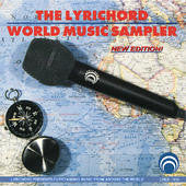 "Lyrichord World Music Sampler - <font color=""bf0606""><i>DOWNLOAD ONLY</i></font>"