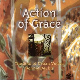 Bonnie Devlin:  Action of Grace CD